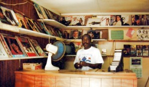 Kenny's Music Shop
